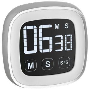 TFA Dostmann 38.2028.02 - Réveil numérique Timer avec chronomètre