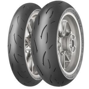 Dunlop 180/55 ZR17 (73W) SX GP Racer D212 E Rear