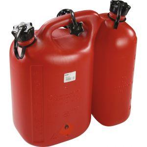 Oregon Bidon double essence/huile 5 l et 3 l