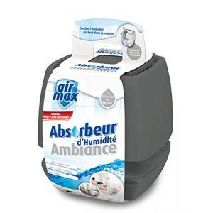 Image de UHU 48160 500 g Air Max Ambiance Absorbeur d'humidité, Gris