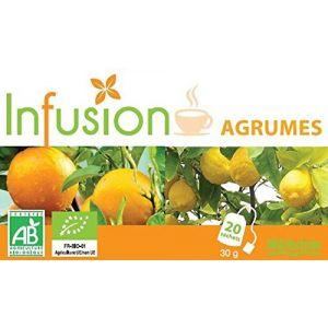 Biotechnie Infusion Agrumes Bio 20 sachets