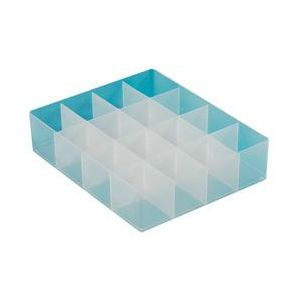 Really useful box LGTRAY16C - Casier 16 compartiments (9x7,5x9), pour boîte de rangement