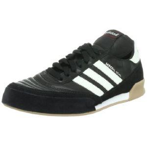 Adidas Mundial Goal, Chaussures de football mixte adulte, Noir