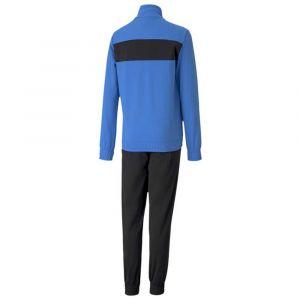 Puma Poly Suit cl B Survêtement Garçon, Palace Blue, FR Unique