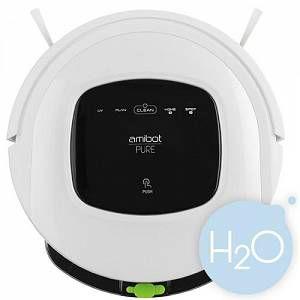 Amibot Pure H2O - Robot aspirateur et laveur