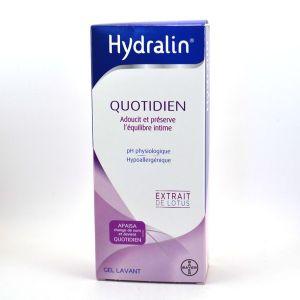 Bayer Hydralin Apaisa Quotidien - Gel lavant