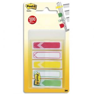 Post-It 20 marque-pages to do flèches - lot de 5