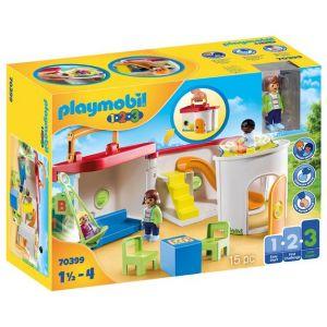 Playmobil Garderie transportable 1.2.3 70399