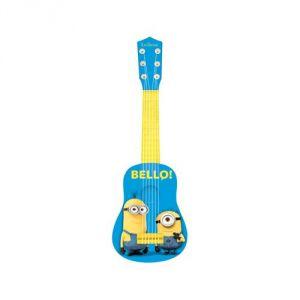 Lexibook Guitare Minions Moi, Moche et Méchant