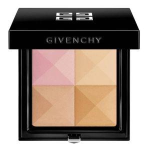 Givenchy Prisme Visage 4 Dentelle Beige - Poudre compacte douce résultat naturel 4 couleurs