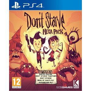 Don't Starve Mega Pack sur PS4