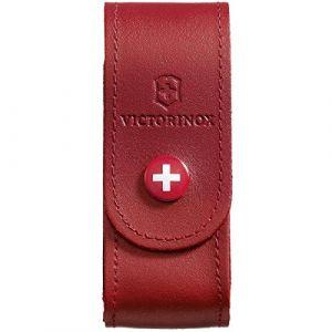 Victorinox Etui Cuir 91mm 6 À 14 P 4.0520.1
