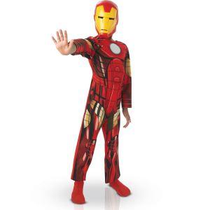 Déguisement Iron Man Avengers assemblé (3 à 8 ans)