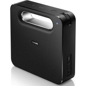 Philips BT5500B - Enceinte portable sans fil Bluetooth NFC USB avec micro intégré