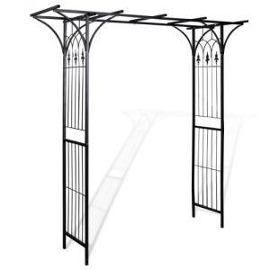VidaXL 40778 - Arche de jardin H200 cm
