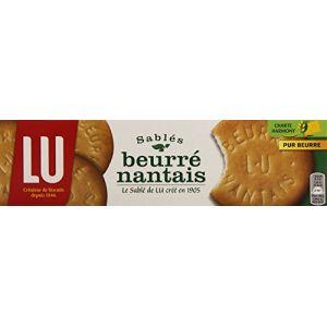 Lu Sablé Beurré Nantais Le Paquet 130 g