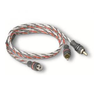 Mtx 2 Câbles Y 1 femelle 2 mâles StreetWires 50 cm