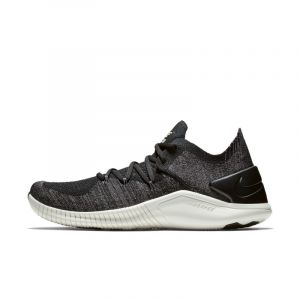 Nike Chaussure de cross-training, HIIT et fitness Free TR Flyknit 3 pour Femme - Noir - Taille 35.5