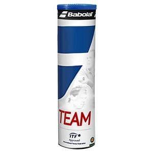Babolat Team 4 502011-113 Homme Palline Da Tennis Tennis Jaune