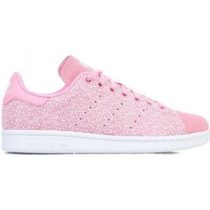Adidas Chaussures enfant Basket Stan Smith Junior - Ref. DB2869 rose - Taille 36,38,36 2/3,37 1/3,38 2/3