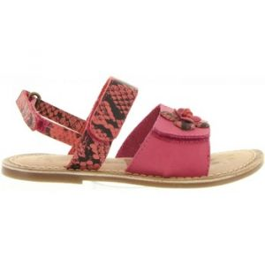 Kickers Dita, Sandales Fille, Rose