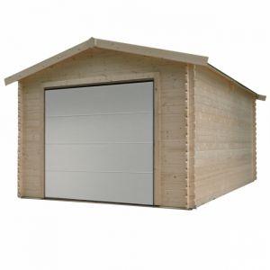 Broome - Garage bois 16,20 m²