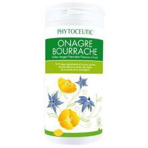 Phytoceutic Duo Huile Onagre/Bourrache bio - 180 capsules