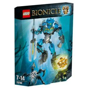 Lego 70786 - Bionicle : Gali Maître de l'eau