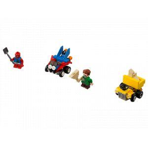 Lego 76089 - Marvel Super Heroes : Scarlet Spider-Man contre Sandman