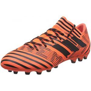 Adidas Nemeziz 17.3 AG, Chaussures de Football Homme, Orange (Narsol/Negbas/Negbas 000), 44 EU