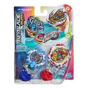 Hasbro Dual Pack Beyblade Burst HyperSphère