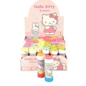 Happy People Bulles de savon Hello Kitty 60 ml (coloris aléatoire)