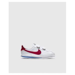 Nike Chaussure Cortez Basic SL pour Jeune enfant - Blanc - Taille 29.5 - Unisex