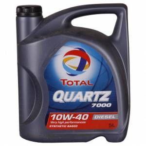 Total Quartz Diesel 7000 10W-40 5 Litre(s) Bidon