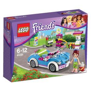 Lego 41091 - Friends : La décapotable de Mia