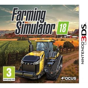 Farming Simulator 18 sur 3DS