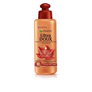 Garnier Ultra Doux - Crème de soin réparation intense érable guérisseur