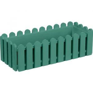 Emsa 517500 - Jardinière Landhaus 50 cm vert turquoise