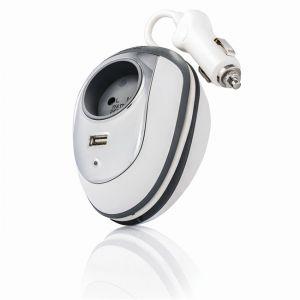 Watt & co Convertisseur 12V/230V 150W avec port USB