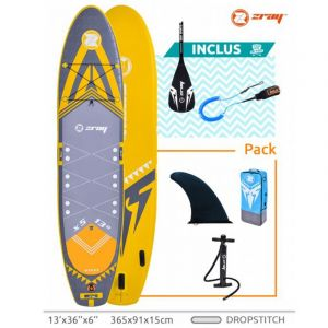 ZRay Stand up Paddle Surf X5 -X-Rider 13 - POOLSTAR