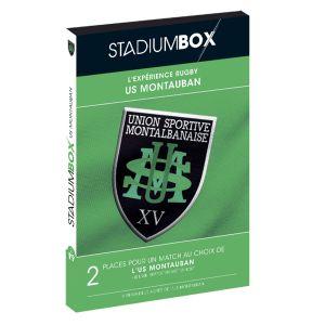 StadiumBox US Montauban - Coffret cadeau