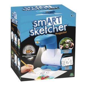 Giochi Preziosi Smart Sketcher - Projecteur avec pack 50 activités et accessoires