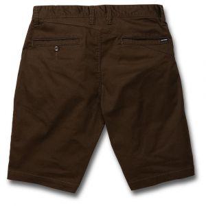 Volcom Frickin Modern Stretch Short M Dark Chocolate Shorts Homme