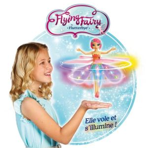 Spin Master Fée volante Flying Fairy Arc en Ciel