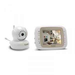Extel O Control - Kit complet de surveillance sans fil d'intérieur