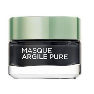 L'Oréal Masque Visage Détoxifiant Eclat à l'Argile/Au Charbon 50 ml