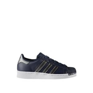 Adidas Superstar C, Chaussures de Fitness Mixte Enfant, Bleu (Maruni/Nocmét / Maruni), 29 EU