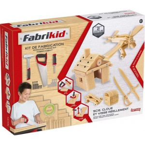 Lansay Fabrikid - Kit de construction