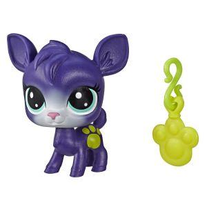 Littlest PetShop Figurine mystère Lucky Pets - 1 figurine Pet Shop et charms