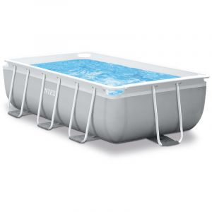 Intex Piscine tubulaire Prism Frame rectangulaire 3,00 x 1,75 x 0,80 m